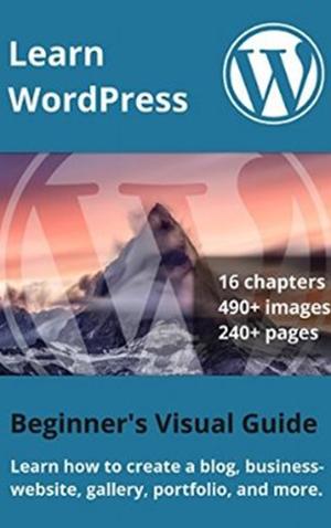 "<a href=""https://www.amazon.com/Learn-WordPress-beginner-advanced-user-ebook/dp/B01NCU2LKV"" target=""_blank"">Elias Ericson - Learn Wordpress: Beginner's Visual Guide</a>"