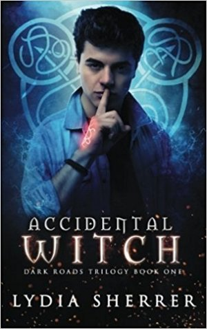 "<a href=""https://www.amazon.com/Accidental-Witch-Dark-Roads-Trilogy/dp/0997339187/ref=asap_bc?ie=UTF8"" target=""_blank"">Lydia Sherrer - Accidental Witch</a>"