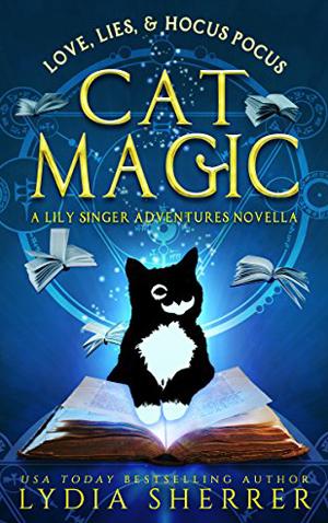 "<a href=""https://www.amazon.com/Love-Lies-Hocus-Pocus-Magic-ebook/dp/B07CZY2PRG/ref=sr_1_1?s=books&ie=UTF8&qid=1542736998&sr=1-1&keywords=Love%2C+Lies%2C+and+Hocus+Pocus+cat+magic"" target=""_blank"">Lydia Sherrer - Cat Magic</a>"