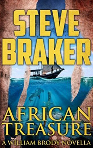 "<a href=""https://www.amazon.com/African-Treasure-Adventure-Novella-William-ebook/dp/B01LWAFZ47/ref=la_B01LRVE7L8_1_4?s=books&ie=UTF8&qid=1506695314&sr=1-4"" target=""_blank"">Steve Braker - African Treasure</a>"
