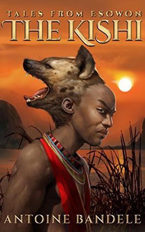 "<a href=""https://www.amazon.com/Kishi-Tales-Esowon-Book-ebook/dp/B07937K4WY"" target=""_blank"">Antoine Bandele - The Kishi</a>"