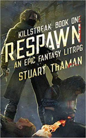 "<a href=""https://www.amazon.com/Killstreak-Respawn-Epic-Fantasy-LitRPG/dp/0692122109/ref=sr_1_1?keywords=Killstreak&qid=1558024396&s=gateway&sr=8-1"" target""_blank"">Stuart Thaman - Killstreak<a/>"